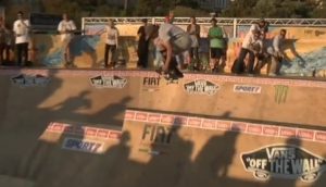 Vans Off The Wall Spring Classic 2014 best trick