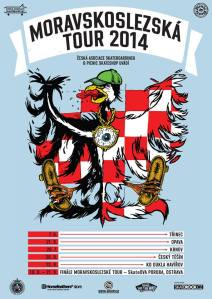 moravsjkoslezska tour 2014