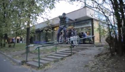 Boris Oleynikov for Footwork Skateboards