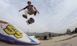 Alex DeCunha for Jart Skateboards